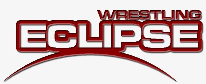 Pro Wrestling Eclipse Logo - Pro Wrestling Logo Png, transparent png #871112