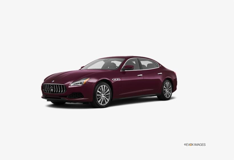 New Car 2018 Maserati Quattroporte S Granlusso - Mercedes C Class 2018 Red, transparent png #871413