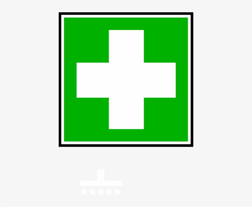 Red Cross And Green Cross, transparent png #874657