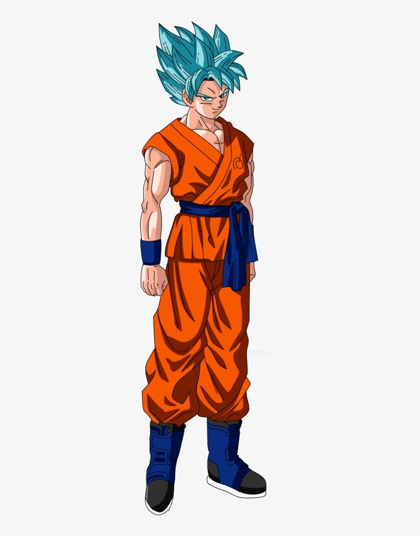 Dragon Ball Super Png - Goku Dragon Ball Super Png, transparent png #875382
