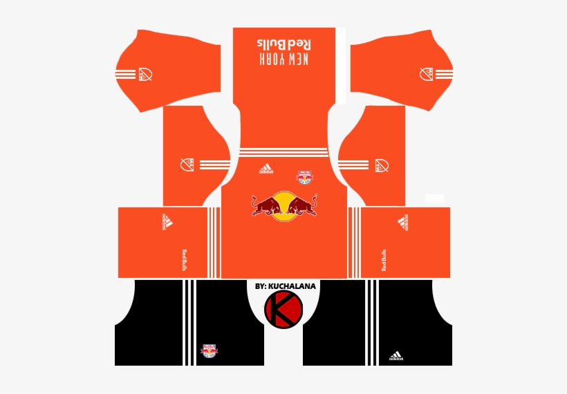 outlet store sale e3547 e2f5e New York Red Bulls Kits - Dream League Soccer 2018 Kits ...