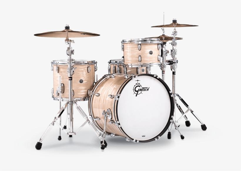 Gretsch Usa Brooklyn Jazz Drum Set - Gretsch Drums, transparent png #879521