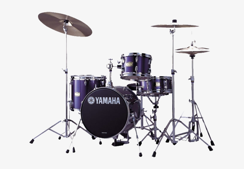 Yamaha Drum Download Transparent Png Image - Yamaha Manu Katche Drum Set, transparent png #879581
