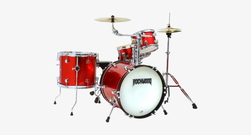 Rockwood Junior Drum Kit - Rockwood Jr Drum Set, transparent png #879704