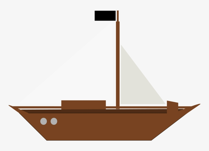 This Png File Is About Boat , Shipping , Navigation - Sail, transparent png #8724411