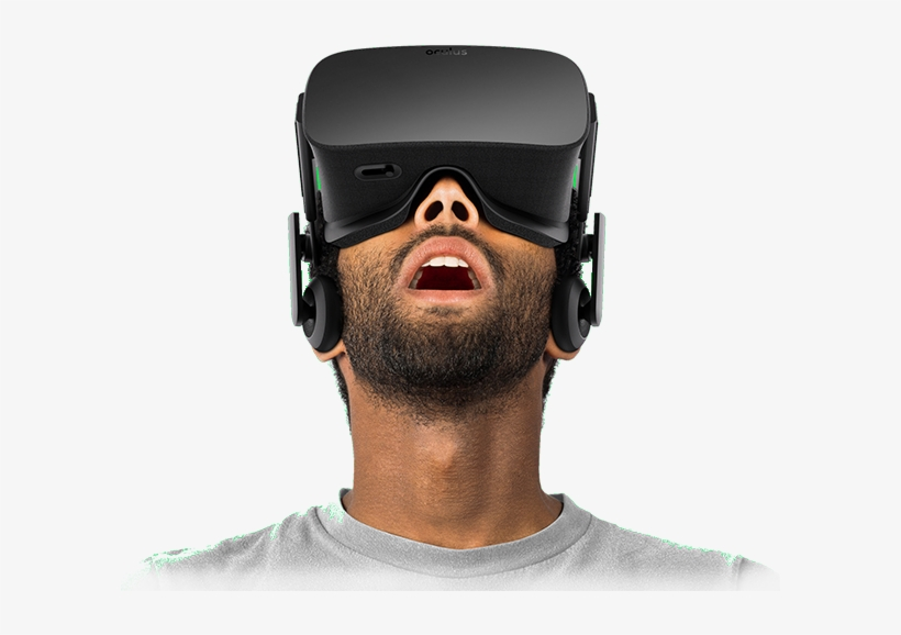 Oculus Rift Surprise Realtà Virtuale - Virtual Reality Oculus, transparent png #8730878