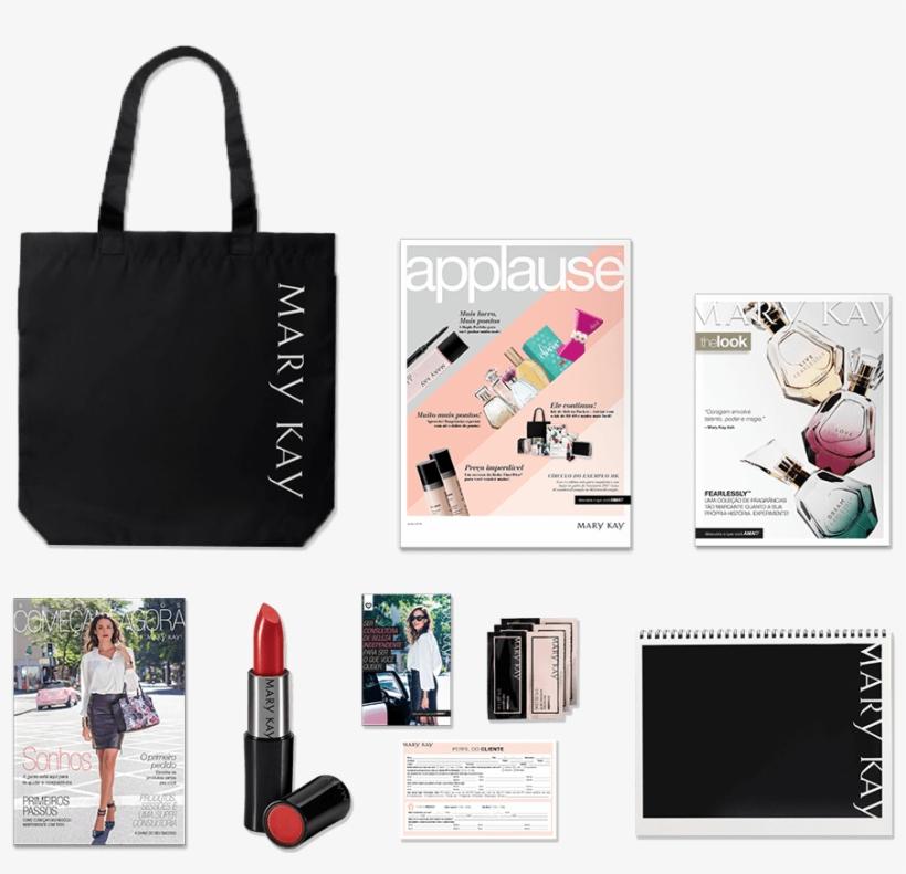 Kit Pocket Mary Kay - Mary Kay Lipstick, transparent png #8734729