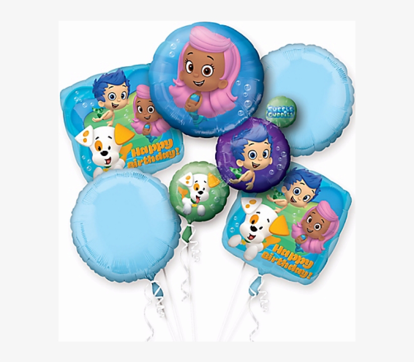 98 800x800 Bubble Guppies 1st Birthday Free Transparent Png Download Pngkey
