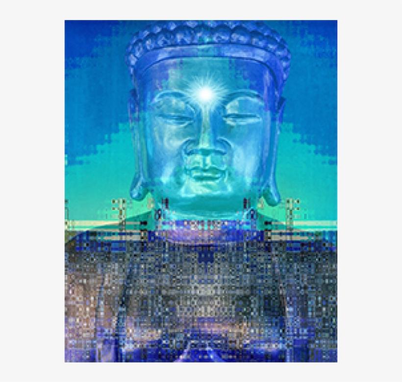 Buddhism & Technology - Gautama Buddha, transparent png #8737569