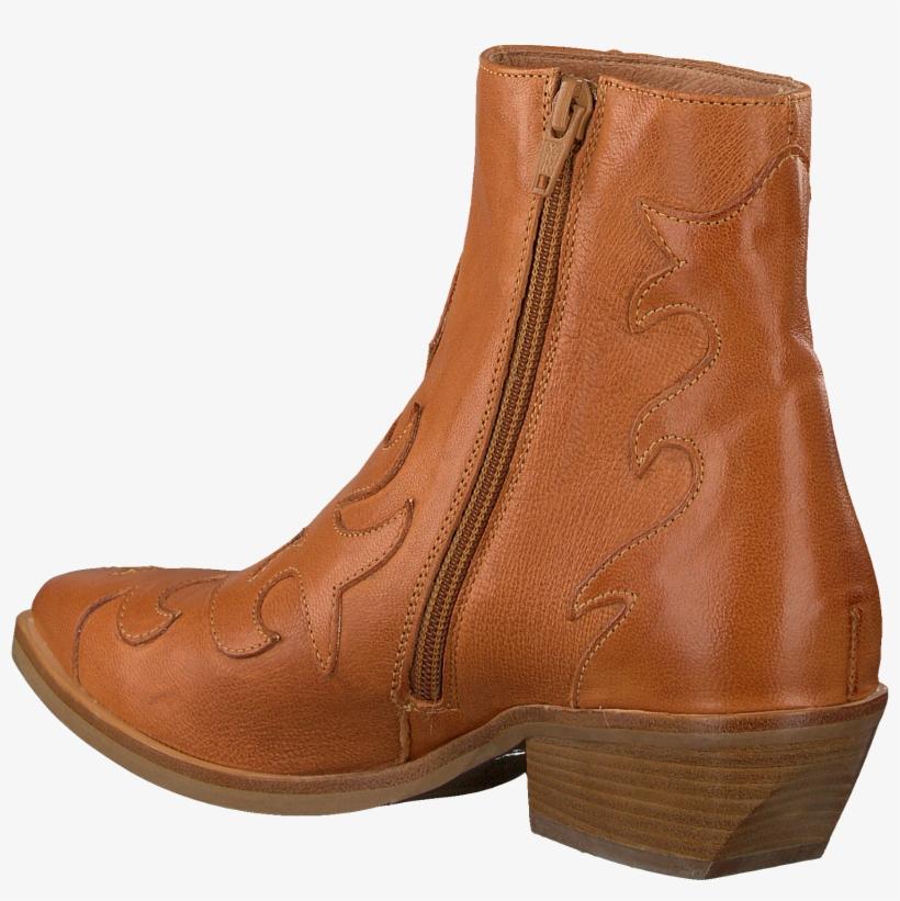 Cognac Via Vai Cowboy Boots - Work Boots, transparent png #8743157