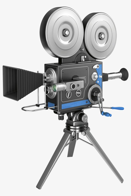 Movie Camera Png - Camaras De Video Antiguas Png, transparent png #8743690