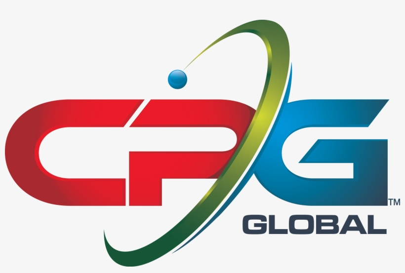 Cpg Global - Global Logo Design Png, transparent png #8743986