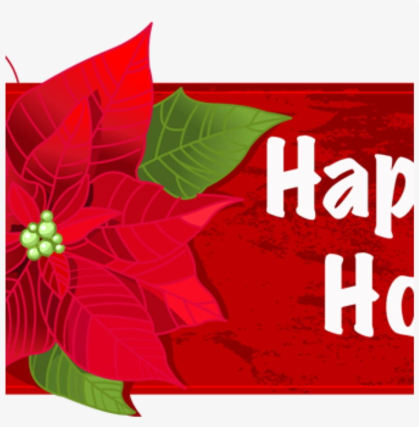 Happy Holidays From Sunteam Solar - Happy Holiday Clipart Png - 1080x675  PNG Download - PNGkit
