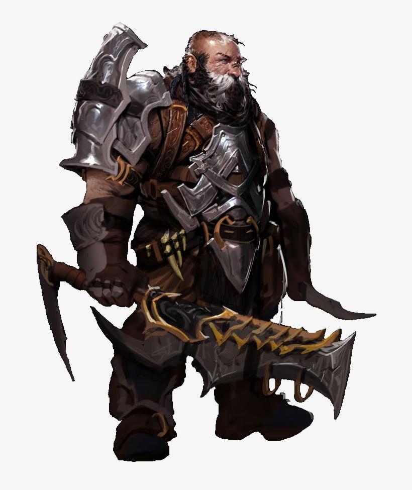 Png Images, Pngs, Dwarf, Dwarfs, (id 37224) - Gladiator D&d