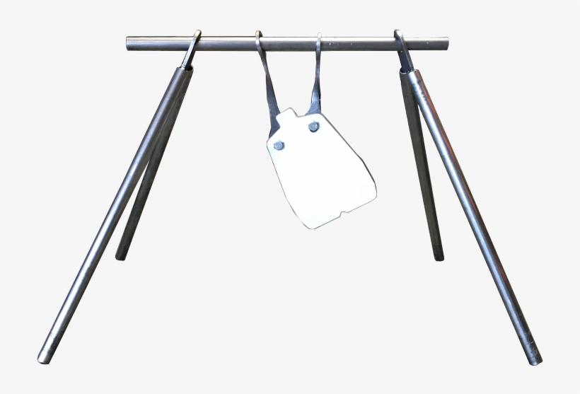 Ar500 Milk Jug Target - Swing, transparent png #8744979