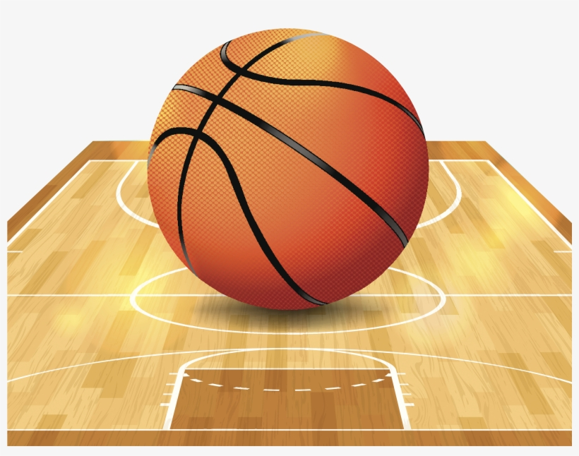 Basketball Vector 467613961 - March Madness Party Trays, transparent png #8750974