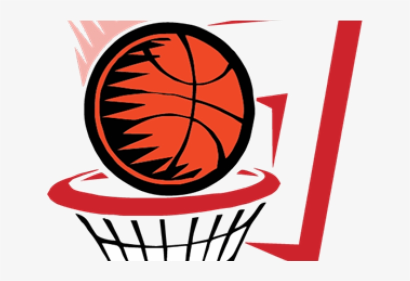Vector Art Clipart Basketball Logo - Basketball, transparent png #8751247
