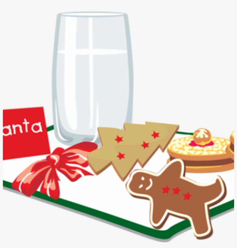 Christmas Cookie Clip Art Festive Clip Art Of Christmas - Christmas Cookie Clipart Png, transparent png #8754864