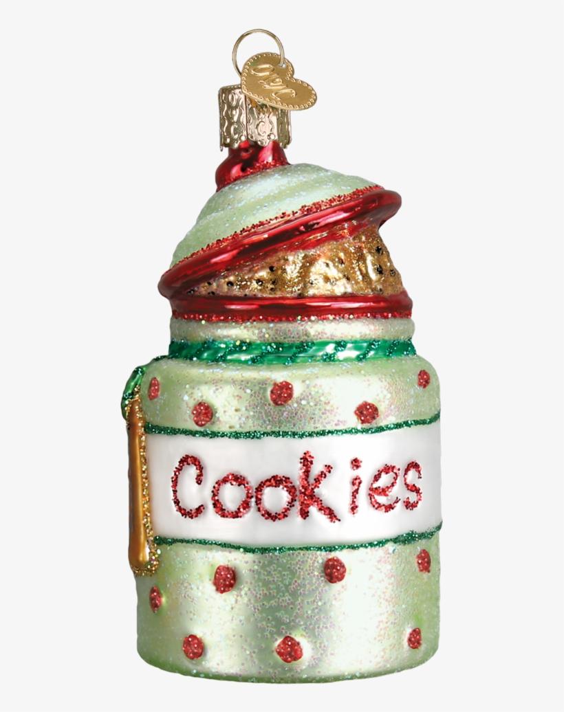 Cookie Jar Ornament Cookie Jar Ornament - Christmas Ornament, transparent png #8755033