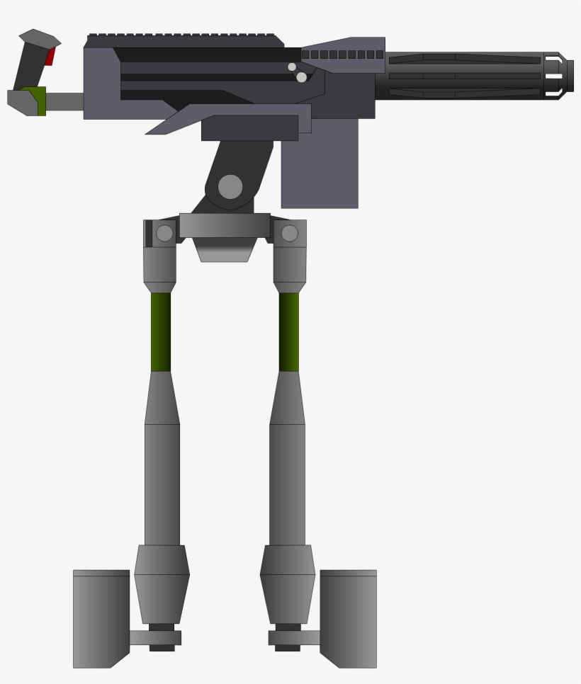 Grenade Launcher Png Image - Rifle, transparent png #8758705