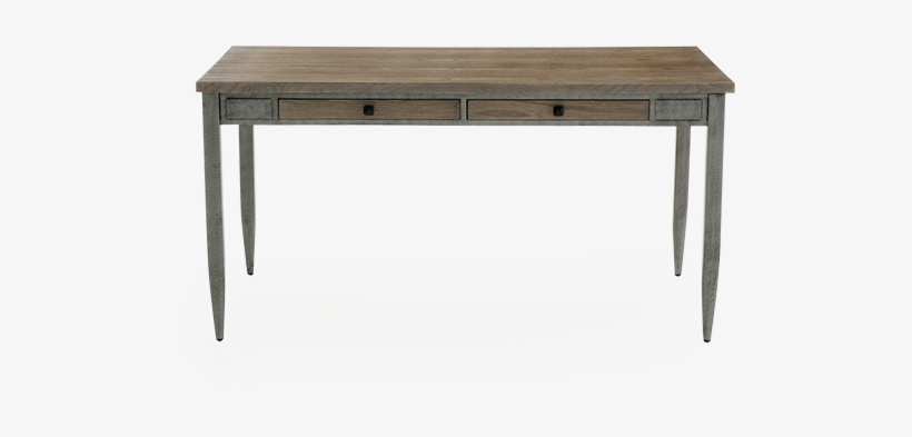 Image For Grey Metal And Wood Table From Brault Martineau