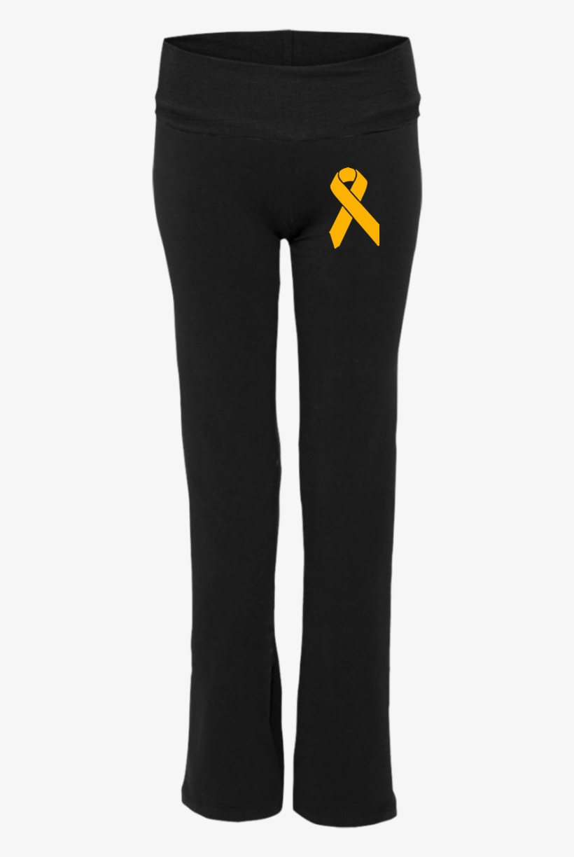 Orange Ribbon Yoga Pants Model Celana Legging Terbaru Free Transparent Png Download Pngkey