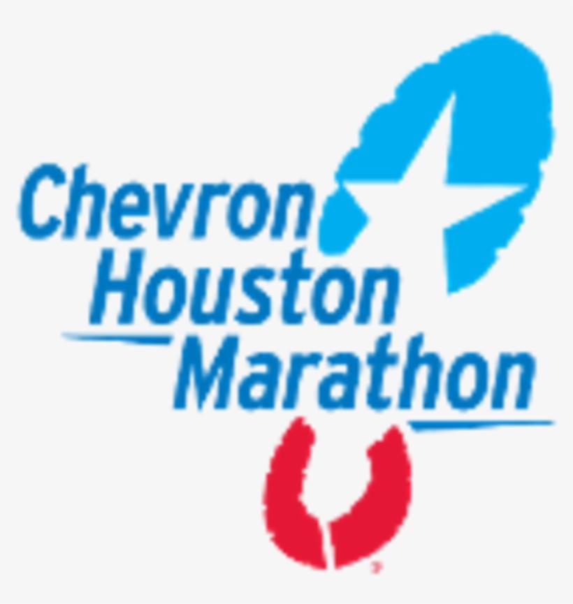 Chevron Houston Marathon - Chevron Houston Marathon Logo, transparent png #8774286