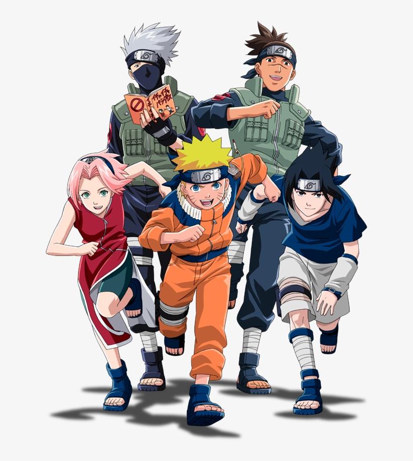 Cada Entrega 2 Dvds Por Sólo 2,95€ - Naruto Uzumaki Sasuke Uchiha Sakura Haruno, transparent png #8777560