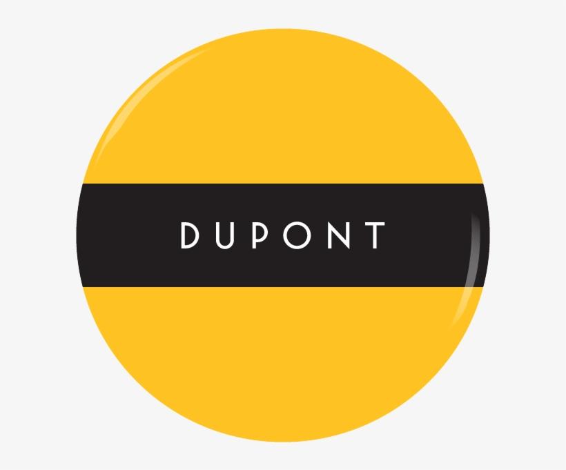 Dupont Button - Circle, transparent png #8779519