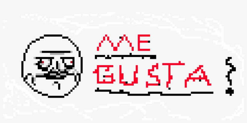 Me-gusta - Minecraft Me Gusta, transparent png #8781620