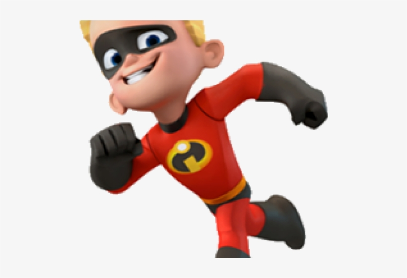 The Incredibles Clipart Dash - Draw Disney Infinity Lightning Mcqueen, transparent png #8785853