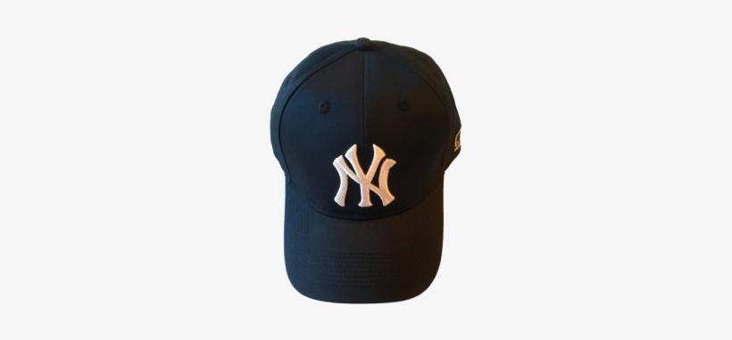 Ny Yankees Hat - New York Yankees, transparent png #881728