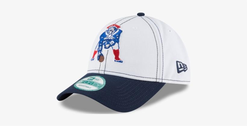 New England Patriots 2tone Nfl 4th Down New Era 9forty - Boston Red Sox Cap New Era, transparent png #882139
