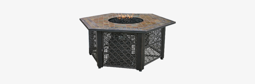 Chef Master Gad1374sp Fire Pit, Outdoor - Hexagon Fire Pit Table - Chef Master Gad1374sp Fire Pit, Outdoor - Hexagon Fire Pit Table