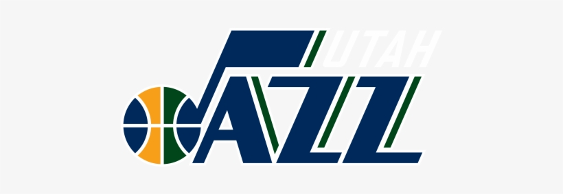 Logo For Utah Jazz - Jazz Utah, transparent png #886053
