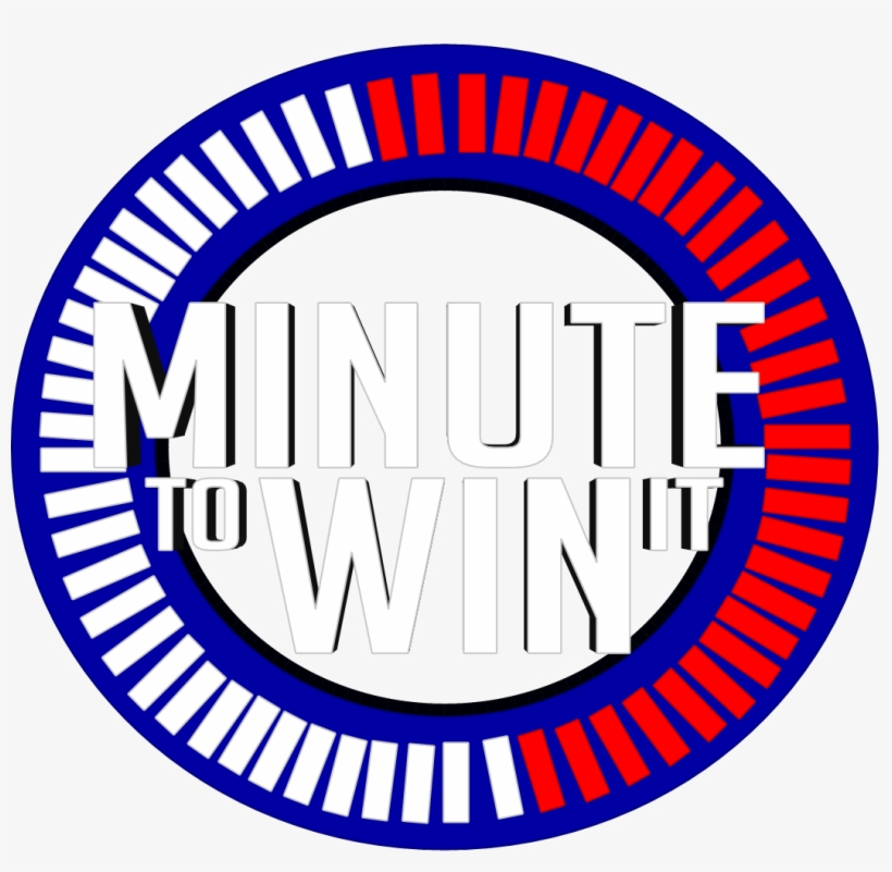 Minute To Win It Logo Fanmade2 - Minute To Win It Png, transparent png #887318