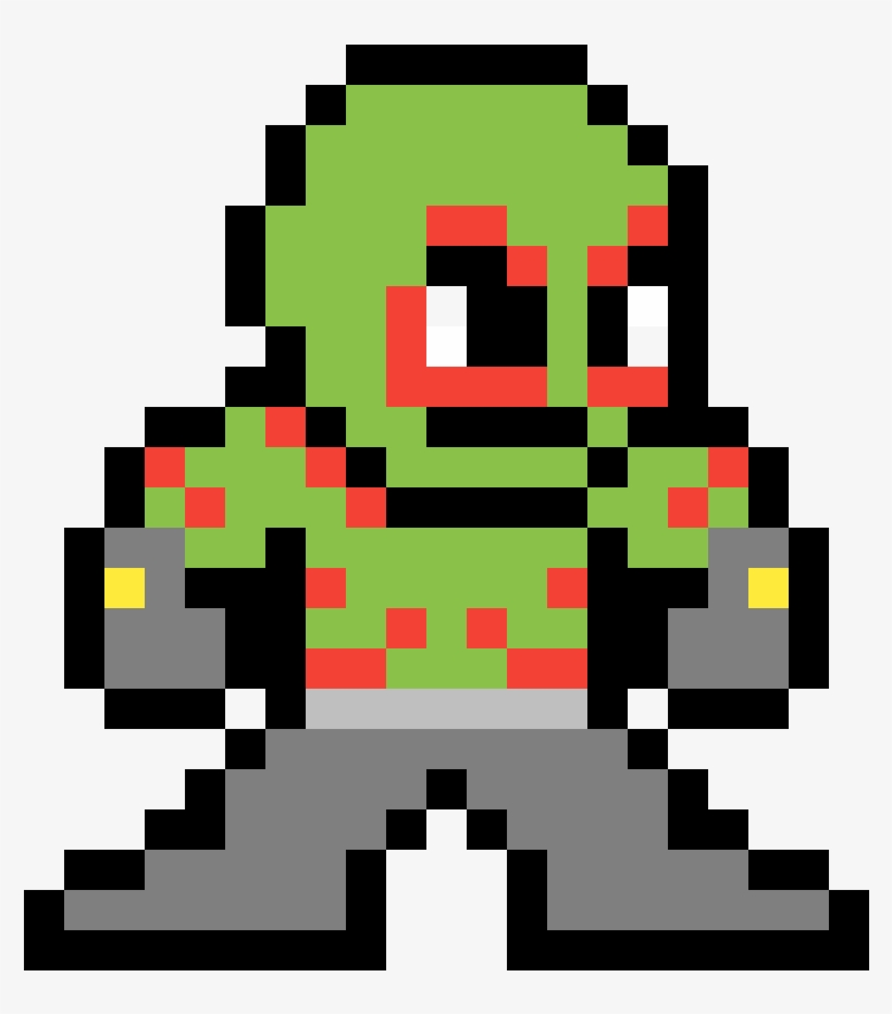 2d Video Game Characters, transparent png #8800587