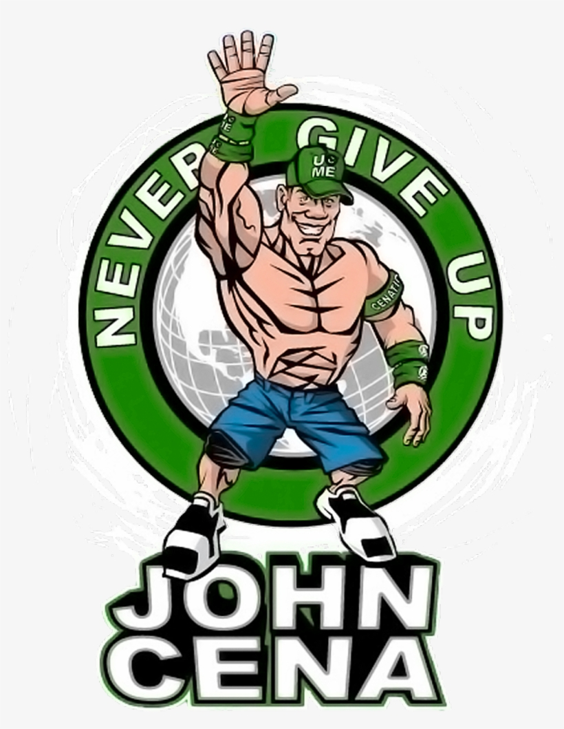 Report Abuse - John Cena Logo Png, transparent png #8813615