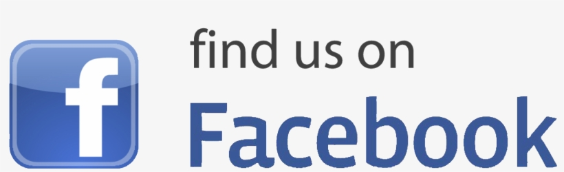Facebook Word - Check Our Facebook Page, transparent png #8824478