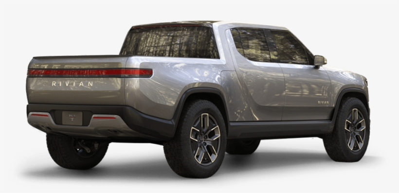 But I Don't Expect These Trucks To Seriously Compete - Electric Pickup Truck Rivian, transparent png #8825940