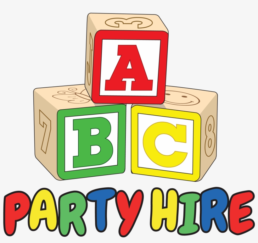 Abc Party Hire - Kids Abc Themed Party, transparent png #8882862