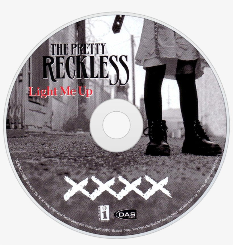 Pretty Reckless Light Me Up, transparent png #8892672