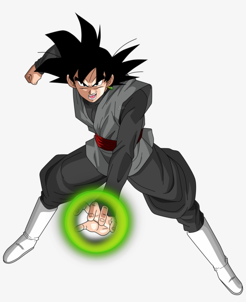 Goku Black V5 By Saodvd Daadkdx - Dragon Ball Super Black Goku Png, transparent png #8893964