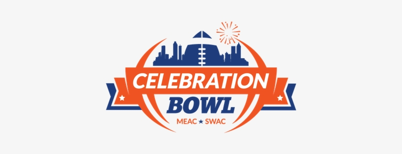 What You Need To Know About Celebration Bowl - 2017 Celebration Bowl Logo, transparent png #8895484