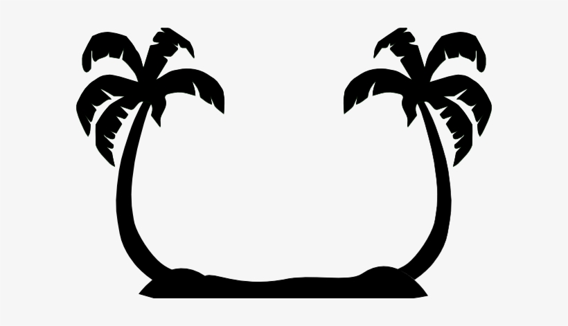 Coconut Palm Tree Png Clip Art Best Web Clipart - Palm Tree Clipart, transparent png #890547