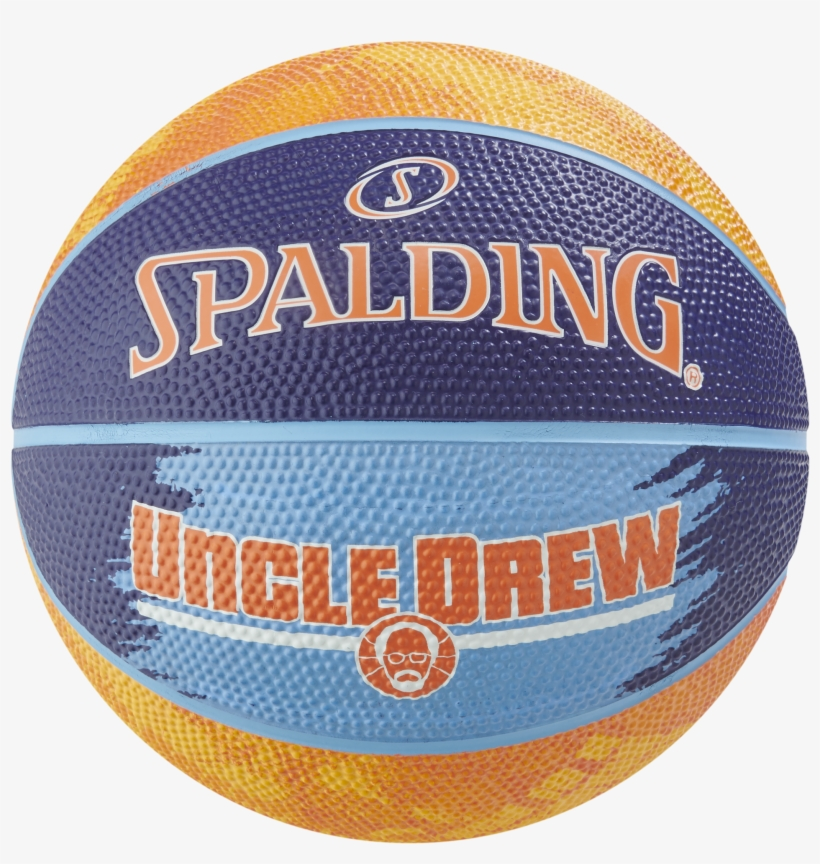 Uncle Drew Mini Basketball The Squad Goals - Spalding, transparent png #890605