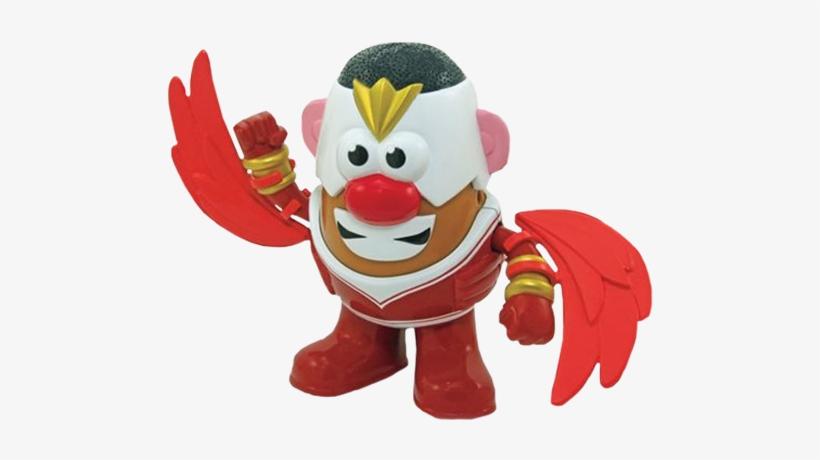 Civil War - Marvel - Falcon Mr. Potato Head Poptater, transparent png #890733