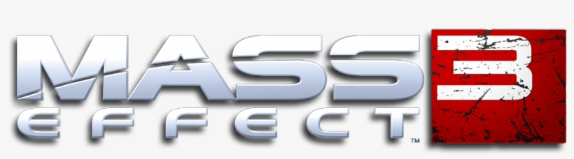 Mass Effect Logo Png Image - Mass Effect 3 - Free Transparent PNG