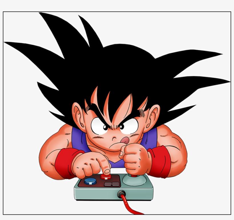 Jpg Transparent Library Goku The By Niiii Link On Deviantart - Gamer Kid Transparent, transparent png #896285