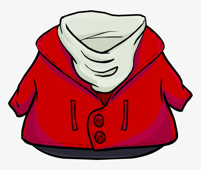 Jpg Black And White Download Collection Of Red High - Red Jacket Clipart, transparent png #897707